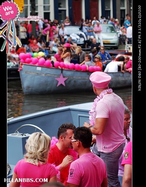 2011年阿姆斯特丹同性恋大游行狂欢活动 Gay Pride (22)