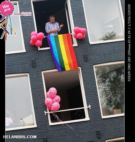 2011年阿姆斯特丹同性恋大游行狂欢活动 Gay Pride (21)