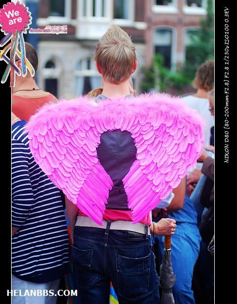 2011年阿姆斯特丹同性恋大游行狂欢活动 Gay Pride (9)