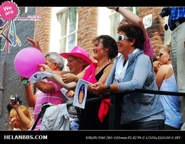 2011年阿姆斯特丹同性恋大游行狂欢活动 Gay Pride (1)